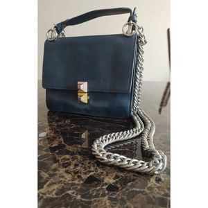 Fendi Calfskin Shoulder Bag